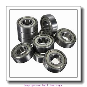2.5 mm x 7 mm x 3.5 mm  skf W 639/2.5-2ZS Deep groove ball bearings