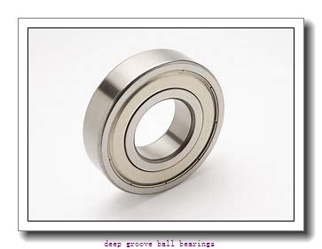45 mm x 85 mm x 19 mm  skf 6209-2Z Deep groove ball bearings