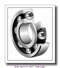 30 mm x 72 mm x 19 mm  skf 6306 N Deep groove ball bearings