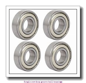 120 mm x 180 mm x 28 mm  NTN 6024L1C3 Single row deep groove ball bearings