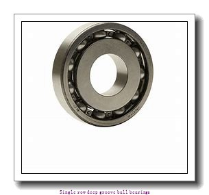130 mm x 200 mm x 33 mm  NTN 6026C4 Single row deep groove ball bearings