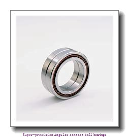60 mm x 95 mm x 18 mm  skf 7012 ACE/HCP4AL Super-precision Angular contact ball bearings