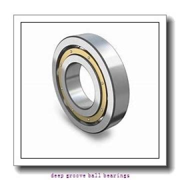 1600 mm x 1950 mm x 155 mm  skf 618/1600 MB Deep groove ball bearings
