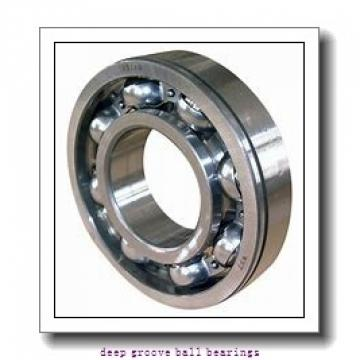 150 mm x 225 mm x 35 mm  skf 6030 M Deep groove ball bearings