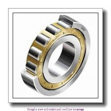 280 mm x 500 mm x 80 mm  NTN NU256 Single row cylindrical roller bearings