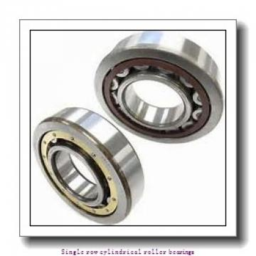 85 mm x 150 mm x 36 mm  SNR NU.2217.E.G15 Single row cylindrical roller bearings