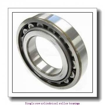 80 mm x 170 mm x 58 mm  NTN NU2316C3 Single row cylindrical roller bearings