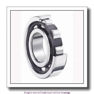100 mm x 180 mm x 34 mm  NTN NU220C3 Single row cylindrical roller bearings