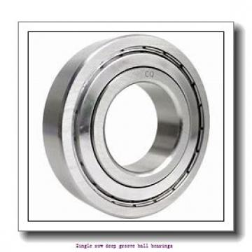 100 mm x 150 mm x 24 mm  NTN 6020ZZC4/5K Single row deep groove ball bearings