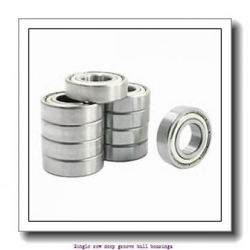 85 mm x 130 mm x 22 mm  NTN 6017CM Single row deep groove ball bearings