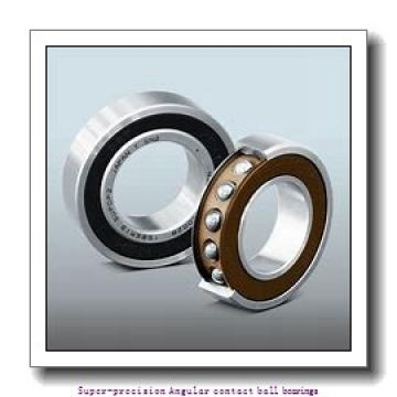 90 mm x 140 mm x 24 mm  skf S7018 ACDTP/HCP4B Super-precision Angular contact ball bearings