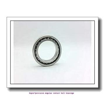 120 mm x 180 mm x 28 mm  skf S7024 ACE/HCP4A Super-precision Angular contact ball bearings