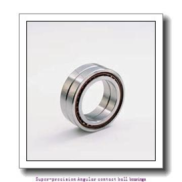50 mm x 80 mm x 16 mm  skf 7010 ACD/P4A Super-precision Angular contact ball bearings