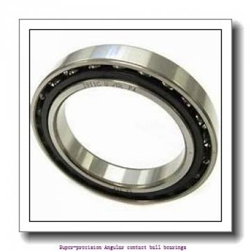 110 mm x 170 mm x 28 mm  skf S7022 ACD/P4A Super-precision Angular contact ball bearings