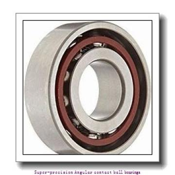 110 mm x 170 mm x 28 mm  skf S7022 ACB/P4A Super-precision Angular contact ball bearings