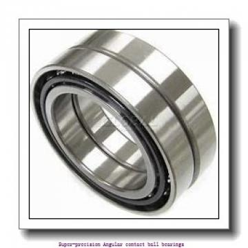40 mm x 68 mm x 15 mm  skf S7008 ACD/P4A Super-precision Angular contact ball bearings