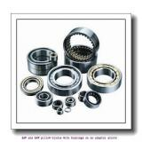 2.438 Inch | 61.925 Millimeter x 6.875 Inch | 174.625 Millimeter x 4 Inch | 101.6 Millimeter  skf SAF 1615 SAF and SAW pillow blocks with bearings on an adapter sleeve